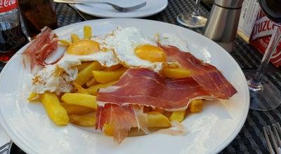 Photo of Mediterranean Restaurant La Esquina de San Miguel at Plaza De San Miguel, 10, Madrid 28005, Spain