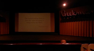 Photo of Other Venue Village Cinema Greenport at 211 Front St, Greenport, NY 11944