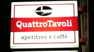 Photo of Italian Restaurant Quattro Tavoli at Dreimuehlenstr. 10, Munich 80469, Germany