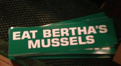 Photo of American Restaurant Bertha's Mussels at 734 S Broadway, Baltimore, MD 21231, United States