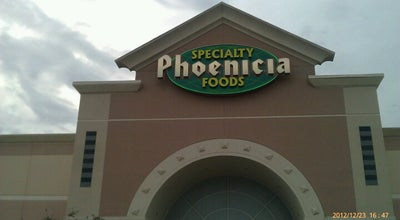 Photo of Middle Eastern Restaurant Phonecia at 12141 Westheimer Rd, Houston, TX 77077, United States