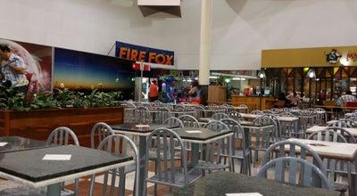 Photo of Arcade Fire Fox at Monet Plaza Shopping, Santa Maria, Brazil