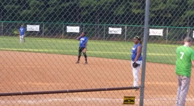 Photo of Baseball Field Sanctuary Park Softball Field at 1125a Santuary Parkway, Atlanta, GA 30009, United States