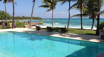 Photo of Hotel Hotel Esencia at Carretera Cancún-tulum Km. 265, Xpu-Ha 77750, Mexico