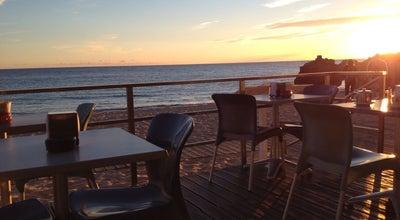 Photo of Cafe Beach Caffe at Oura Beach, Albufeira 8201-913 A, Portugal