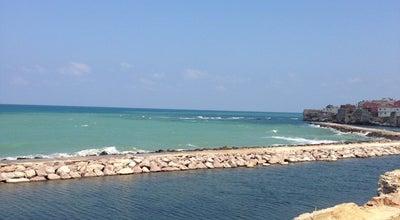 Photo of Beach Arka Deniz(Kale) at Sinop, Turkey