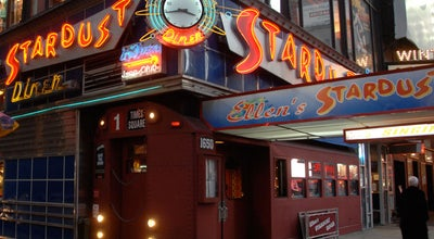 Photo of American Restaurant Stardust Diner at 1650 Broadway, New York, NY 10019, United States