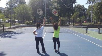 Photo of Tennis Court Lyon Village Tennis Courts at 1800 N Highland St., Arlington, VA 22201, United States