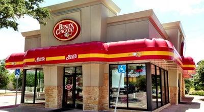 Photo of Fried Chicken Joint Bush's Chicken at 9815 Brodie Lane, Austin, TX 78748, United States