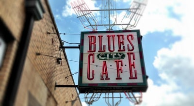 Photo of American Restaurant Blues City Cafe at 138 Beale Street, Memphis, TN 38103, United States