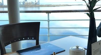 Photo of Tea Room Royal Tea Room at Royal Yacht Britannia, United Kingdom