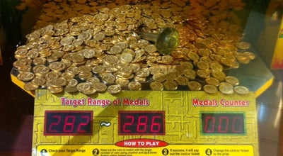 Photo of Arcade Tom's World at 4/f Robinsons Galleria, Edsa, Pasig City, Philippines
