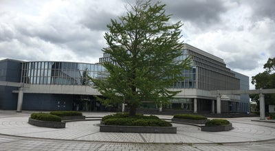 Photo of Library 市原市立中央図書館 at 五井8182-2, 市原市 290-0056, Japan