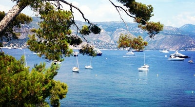 Photo of Beach Paloma Beach at Av. Jean Mermoz, St-Jean-Cap-Ferrat 06230, France