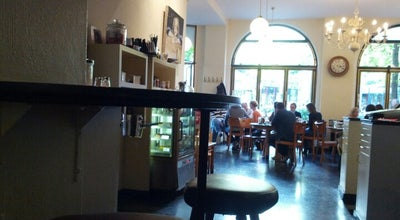 Photo of German Restaurant Cafe Karin at Am Salzhausstrasse, Frankfurt, Germany