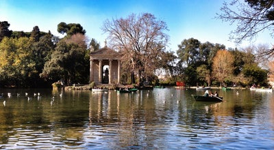 Photo of Park Villa Borghese at Piazzale Flaminio, Roma 00196, Italy