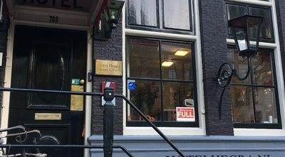 Photo of Hotel Hegra Hotel at Herengracht 269, Amsterdam 1016 BJ, Netherlands