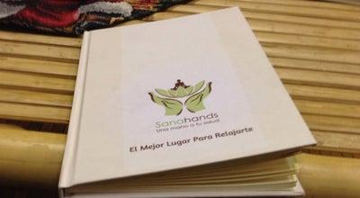 Photo of Spa Sanahands at Centro Comercial La Noria, Puebla 72410, Mexico