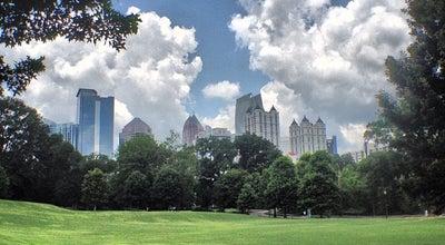 Photo of Park Piedmont Park at 1320 Monroe Dr. Ne, Atlanta, GA 30306, United States