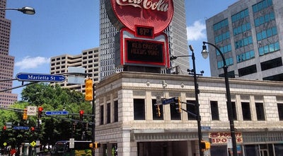 Photo of Plaza Five Points at Marietta St., Peachtree St. & Edgwood Ave., Atlanta, GA 30303, United States
