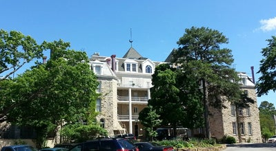 Photo of Hotel 1886 Crescent Hotel & Spa at 75 Prospect Ave, Eureka Springs, AR 72632, United States
