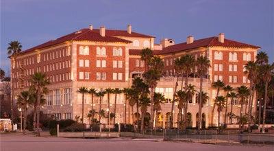Photo of Seafood Restaurant Hotel Casa Del Mar at 1910 Ocean Way, Santa Monica, CA 90405, United States