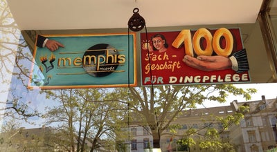 Photo of Record Shop 100 & Memphis Records at Frankfurt, Germany