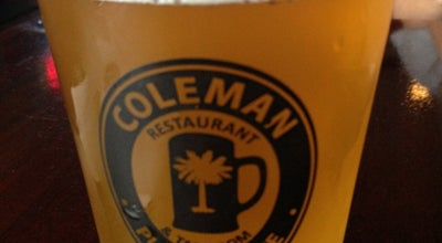 Photo of American Restaurant Coleman Public House at 427 W Coleman Blvd, Mount Pleasant, SC 29464, United States