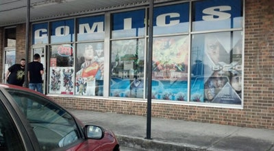 Photo of Tourist Attraction The Deep Comics & Games at 2310 Memorial Pkwy Sw, Huntsville, AL 35801, United States