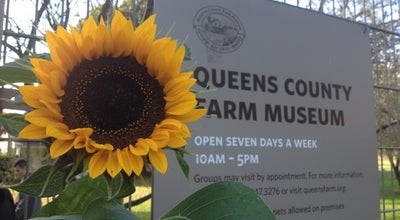Photo of Historic Site Queens County Farm Museum at 7350 Little Neck Pkwy, Floral Park, NY 11004, United States