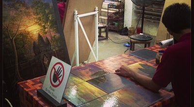 Photo of Tourist Attraction Artisans Angkor at Stung Thmey Street, Siem Reap 85550, Cambodia