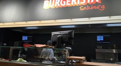 Photo of American Restaurant BURGERISTA at Griesgasse 15, Salzburg 5020, Austria