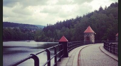 Photo of Lake Přehrada Liberec at U Přehrady, Liberec 460 01, Czech Republic