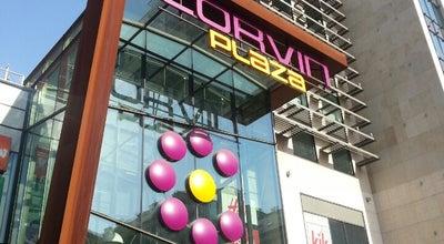 Photo of Mall Corvin Plaza at Futó U. 37-45., Budapest 1083, Hungary