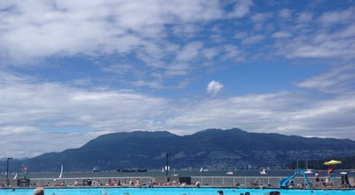 Photo of Water Park Kitsilano Pool at 2305 Cornwall Street, Vancouver V6K 1B6, Canada