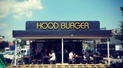 Photo of American Restaurant Hood Burger at Jamova Cesta 105, Ljubljana 1000, Slovenia