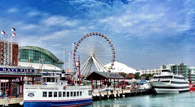 Photo of Pier Navy Pier at 600 E Grand Ave, Chicago, IL 60611, United States