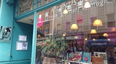 Photo of Bookstore Atlantis Bookshop at 49 Museum St., London WC1A 1LY, United Kingdom