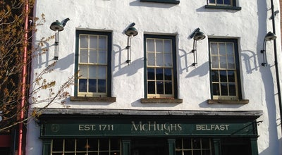 Photo of Irish Pub McHughs Bar & Restaurant at 29 - 31 Queens Square, Belfast BT1 3FG, United Kingdom