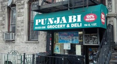 Photo of Deli / Bodega Punjabi Grocery & Deli at 114 E 1st St, New York, NY 10009, United States