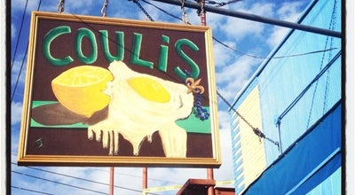 Photo of Breakfast Spot Coulis at 3625 Prytania St, New Orleans, LA 70115, United States