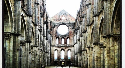 Photo of Church Abbazia di San Galgano at Localita San Galgano -palazzetto -, Chiusdino 53012, Italy
