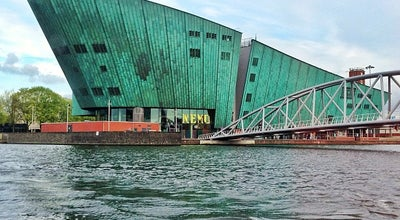 Photo of Science Museum NEMO Science Museum at Oosterdok 2, Amsterdam 1011 VX, Netherlands