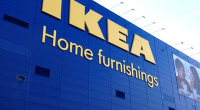 Photo of Furniture / Home Store IKEA at West Quay Rd, Southampton SO15 1GY, United Kingdom