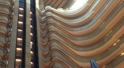 Photo of Hotel Atlanta Marriott Marquis at 265 Peachtree Center Avenue, Atlanta, GA 30303, United States