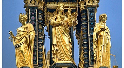 Photo of Monument / Landmark Albert Memorial at Princes Gate, London W8, United Kingdom