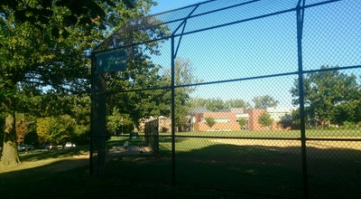 Photo of Baseball Field Stoddert Field at 2500-2598 39th St Nw, Washington, DC 20007, United States