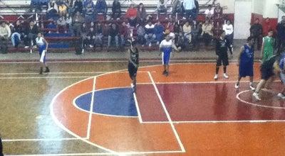 Photo of Basketball Court gimnasio municipal at Mexico