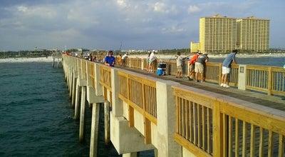 Photo of Beach Panama City Beach City Pier - 53 at 16201, Panama City Beach, FL 32413, United States