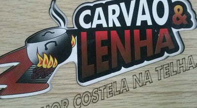 Photo of Steakhouse Carvão e Lenha at Rua Miguel Braga, 222, Itajubá, Brazil